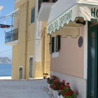 Hotel Del Capitano, hotell i Ponza