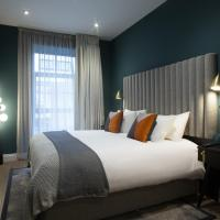 The Bedford Townhouse & Café, Hotel in Limerick
