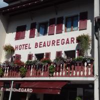 Hotel Pension Le Beauregard, hôtel à Divonne-les-Bains