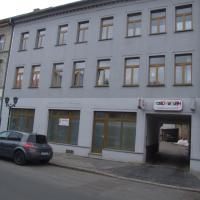 Hostel Vorharz Aschersleben, отель в городе Ашерслебен
