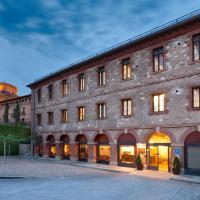 Hospedería de Alesves, hotel em Villafranca