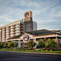 Akwesasne Mohawk Casino Resort, hotel in Hogansburg