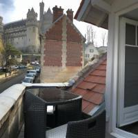 Villa Napoléon, hôtel à Pierrefonds