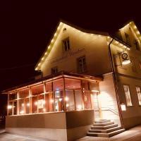 Landgasthof Hirschen, отель в городе Хоэнэмс