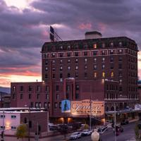 Finlen Hotel and Motor Inn, hôtel à Butte
