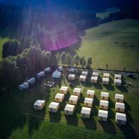 Event Lodge Camping Spielberg, hôtel à Spielberg
