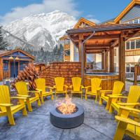 Canalta Lodge, hotel in Banff
