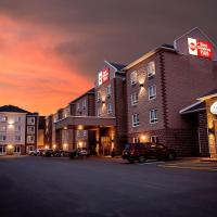 Best Western Dartmouth Hotel & Suites, hotel em Halifax
