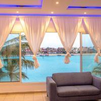 Chalets Mehad - Durrat Al Arous, hotel em Durat Alarous