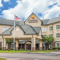 Comfort Inn & Suites Mobile near Eastern Shore Centre, hotel in Spanish Fort