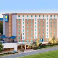 Comfort Inn & Suites Presidential, hotel in Little Rock
