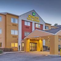 Quality Inn & Suites Birmingham - Highway 280, hotel in Birmingham