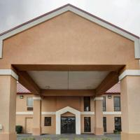 Quality Inn & Suites Pine Bluff, hotel in Pine Bluff