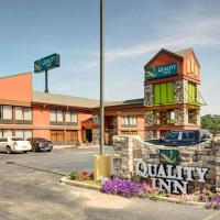 Quality Inn Fort Smith I-540, hotel in Fort Smith