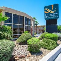 Quality Inn & Suites Phoenix NW - Sun City, hotel in Youngtown