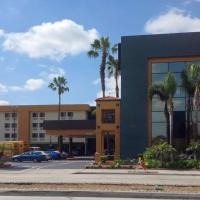 Quality Inn & Suites Los Angeles Airport - LAX, hotel in Inglewood