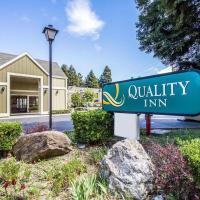 Quality Inn Petaluma, hotel in Petaluma