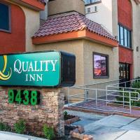 Quality Inn Downey, hotel in Downey