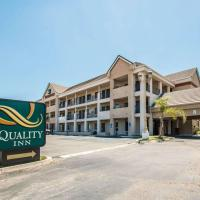 Quality Inn Temecula Valley Wine Country, hotel in Temecula