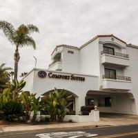 Comfort Suites San Clemente Beach, hotel in San Clemente