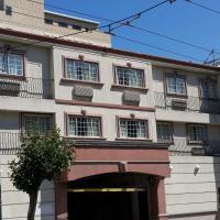 Rodeway Inn Civic Center, hotel in Western Addition, San Francisco