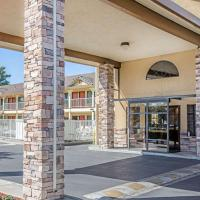 Quality Inn & Suites Woodland- Sacramento Airport, hotel in Woodland