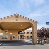 Rodeway Inn Delano, hotel in Delano