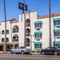 Comfort Inn Santa Monica - West Los Angeles, hotel i Los Angeles