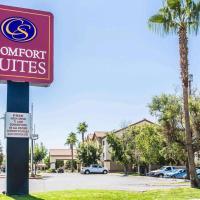 Comfort Suites Bakersfield, hotel v destinaci Bakersfield