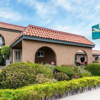 Quality Inn near Hearst Castle, hotel v destinaci San Simeon