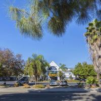 Quality Inn Fresno Airport, hotel near Fresno Yosemite International Airport - FAT, Fresno