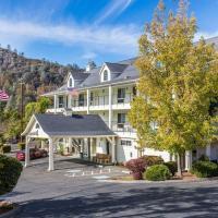 Quality Inn Yosemite Valley Gateway, Hotel in Mariposa
