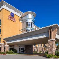 Comfort Suites Ontario Airport Convention Center, hotel near LA/Ontario International Airport - ONT, Ontario