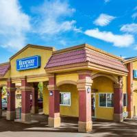 Rodeway Inn & Suites Corona, hotel in Corona