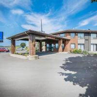 Comfort Inn Edmundston, hotel em Edmundston