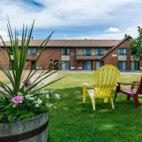 Comfort Inn Huntsville, hotel em Huntsville