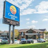 Comfort Inn Burlington, hotel em Burlington