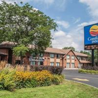 Comfort Inn Simcoe, hotel em Simcoe