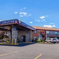 Comfort Inn St. Catharines Niagara, hotel em St. Catharines