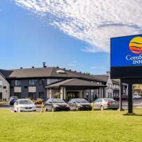Comfort Inn Airport Dorval, hotel near Montreal-Pierre Elliott Trudeau International Airport - YUL, Dorval