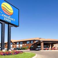 Comfort Inn Saskatoon, hotel em Saskatoon