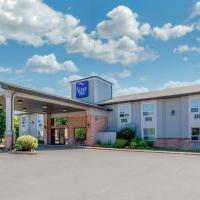 Sleep Inn, отель в городе Су-Сент-Мари