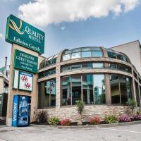 Quality Hotel Fallsview Cascade, hotel em Cataratas do Niágara