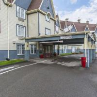 Quality Inn Riviere-Du-Loup, hotel em Rivière-du-Loup