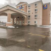 Comfort Inn & Suites Edson, hotel em Edson