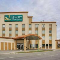 Quality Inn & Suites Winnipeg, hotel em Winnipeg
