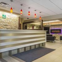 Quality Hotel & Conference Centre, hotel em Campbellton