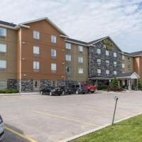 MainStay Suites Winnipeg, hotel near Winnipeg James Armstrong Richardson International Airport - YWG, Winnipeg