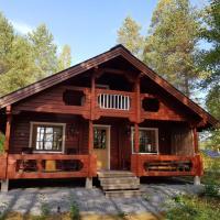 Kuhahuvila, Kalajärvi, Maatilamatkailu Ilomäki,Peräseinäjoki的飯店
