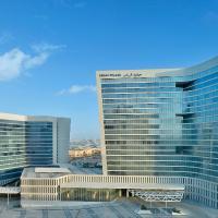 Hilton Riyadh Hotel & Residences, отель в Эр-Рияде